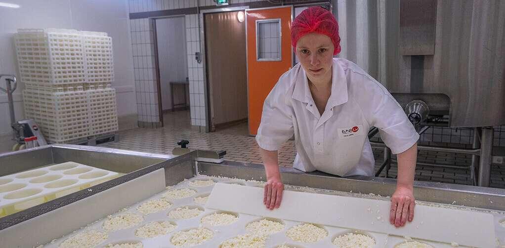camille fromagère reblochon
