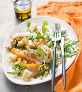 salade haddock au reblochon