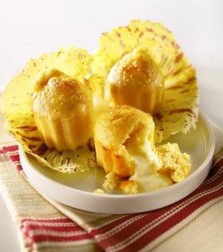 muffins salés au reblochons de savoie